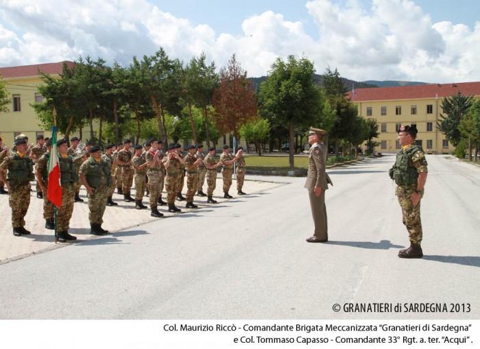 saluto militare esercito italiano