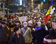 Proteste in Romania contro la miniera d'oro