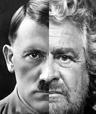 Grillo e Hitler: psicopatologia di 2 leader