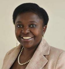 Cécile Kyenge il ministro nero italiano