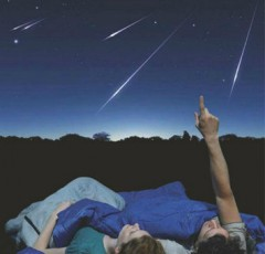 Come e quando vedere le stelle cadenti di Agosto