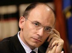 Enrico Letta  Presidente del Consiglio