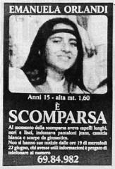 Emanuela Orlandi Vaticano IOR Banda della Magliana