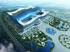 L'edificio più grande del mondo ora é in Cina