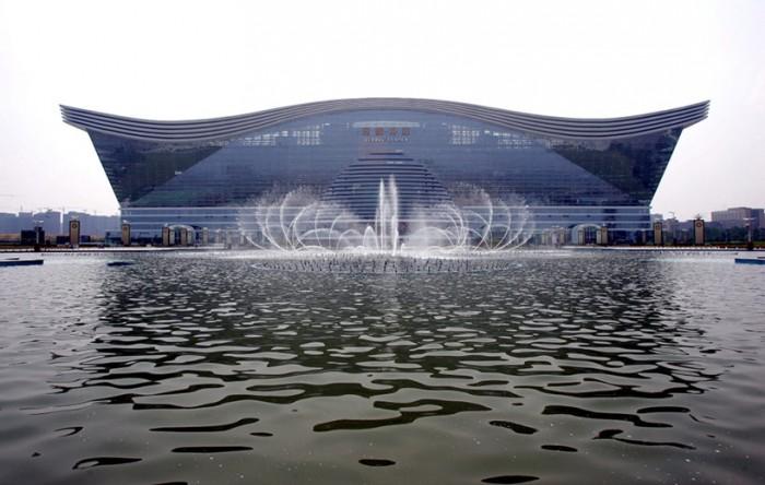 edificio più grande del mondo