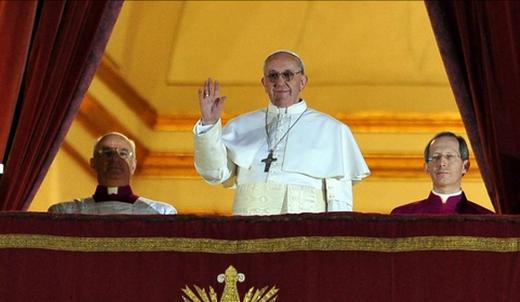 papa francesco primo americano primo gesuita