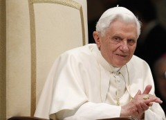 dimissioni del papa ipotesi pedofilia segreti massoneria 666