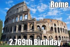 Roma: nascita fondazione e storia