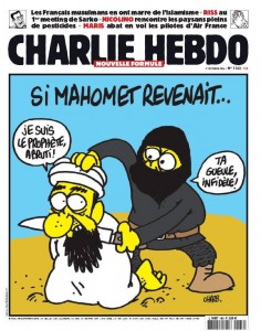 Attentato Charlie Hebdo a Parigi del 7 Gennaio 2015